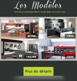 Modèles Cuisines Duval